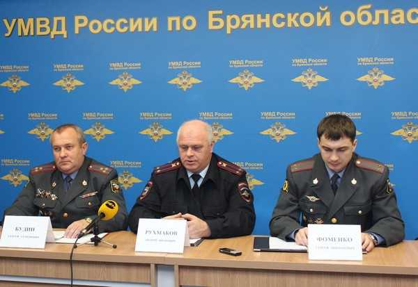 Брянское УМВД ждет избитого москвича Полухина на очную ставку
