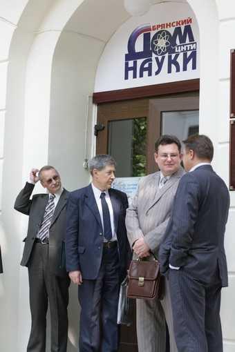 Юрий Лунев оставил комитет по науке Брянской администрации