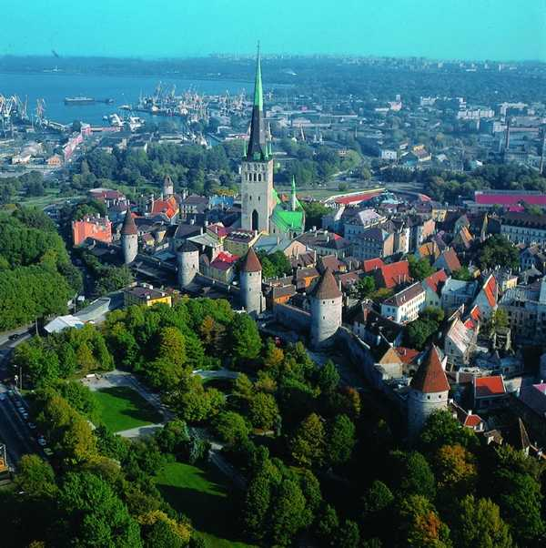 Брянск — Таллин: по обломкам бывшей страны