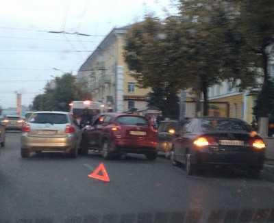 В пятницу на дорогах Брянска погибли два человека
