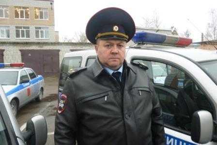 Брянский батальон  ДПС возглавил Николай Павлов
