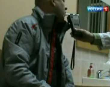 Пьяный брянский депутат перевоплотился из водителя в пешехода. Видео