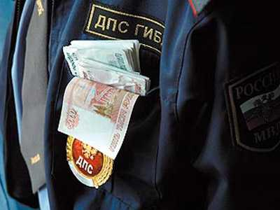 Брянская полиция выявила в своих рядах начинающего «оборотня в погонах»