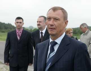 Губернатор Николай Денин ушел в отпуск