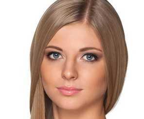 Модель из Брянска признана одной из самых красивых девушек страны