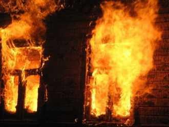 На пожаре в Брянской области в День Мамы погибли двое малышей