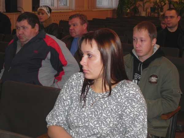 В «Брянских коммунальных системах» прошла встреча с новыми сотрудниками