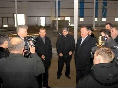 Брянский губернатор уволил директора  строительного департамента