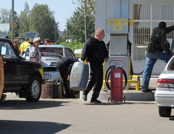 Контрабандный вывод брянского бензина на Украину растет