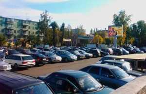 В Брянске столкнулись легковушка и маршрутка