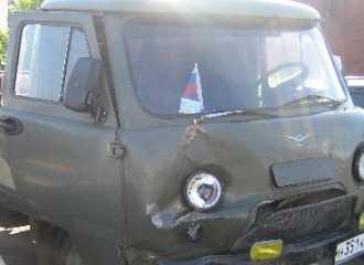 За сутки в Брянской области сгорели две легковушки