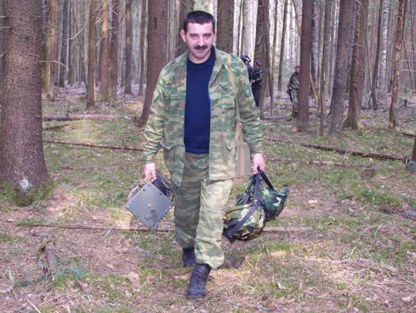 Найденную в брянском автопарке мину не могли уничтожить три дня