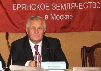 Директор резиденции Костюченко стал замом брянского губернатора