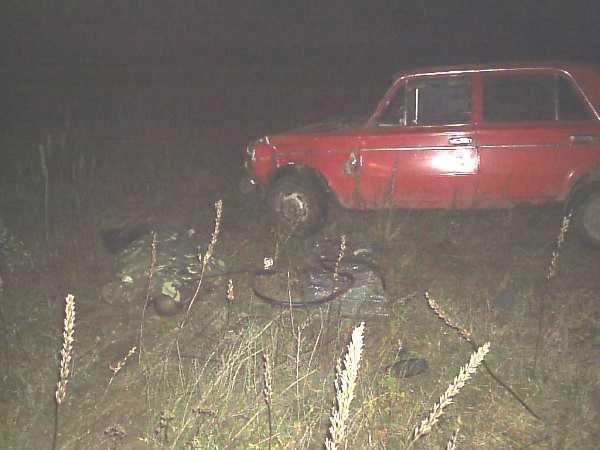 Брянский таксист из Дятьково погубил себя, пассажирку и покалечил ее ребенка