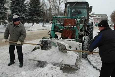 Власти Брянской области отчитались в готовности дорожных служб к зиме