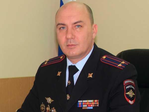 Александр Ивлиев назначен начальником Брянского УГИБДД