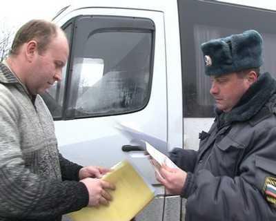 В Брянске пять дней шла операция «Маршрутное такси»