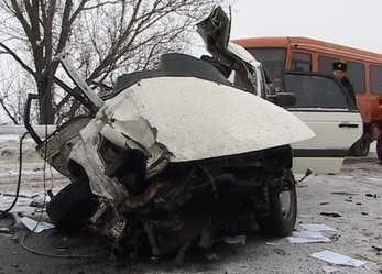 Брянский водитель погиб на «встречке»