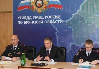 Число ДТП в Брянской области уменьшилось на 6 %, «пьяных» – на 4,8