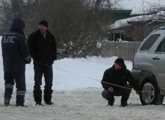 Сразу четыре автомобиля столкнулись в Брянске