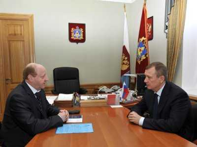 Борис Либер оставил должность главы управления мировой юстиции Брянской области