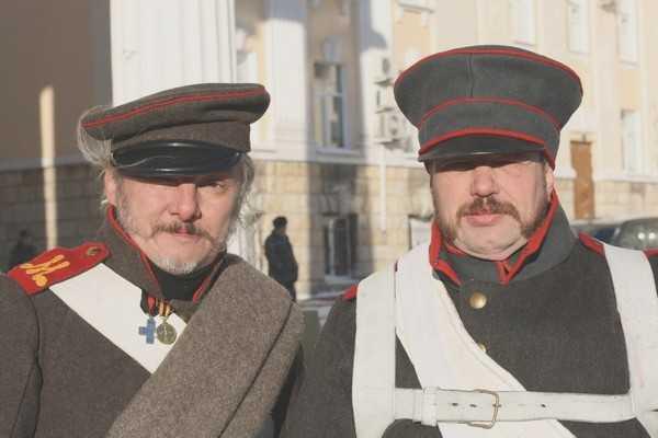 Брянску показали баталии и воинов 1812 года