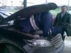 Брянских гаишников обязали помогать замерзшим  водителям
