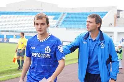 «Динамо»: начало в «Прометее»