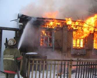 Житель Карачева потерял товарища в огне