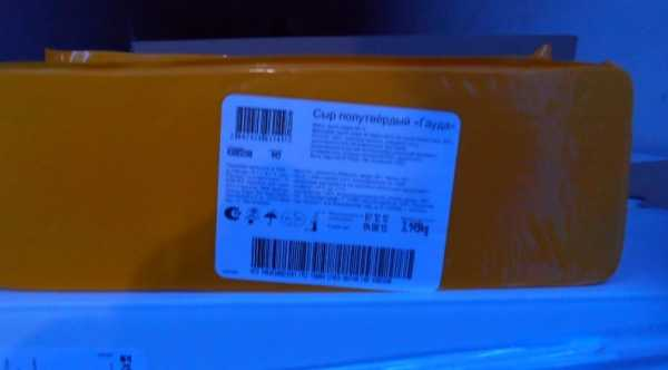 Более 19 тонн немецкого сыра насторожили специалистов