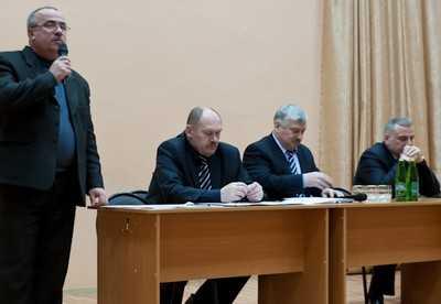Глава Фокинского района Брянска не стал сдаваться без сопротивления