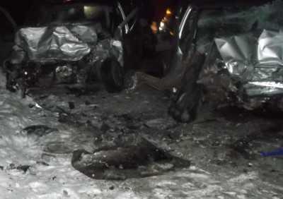 Под Брянском в аварии погиб мужчина, трое ранены, в том числе ребенок