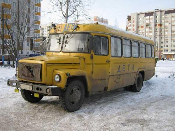Пьяный брянский водитель вез на школьном автобусе 20 детей