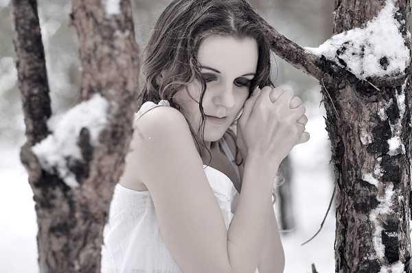 Под Брянском спасли  замерзавшую школьницу из Владимира