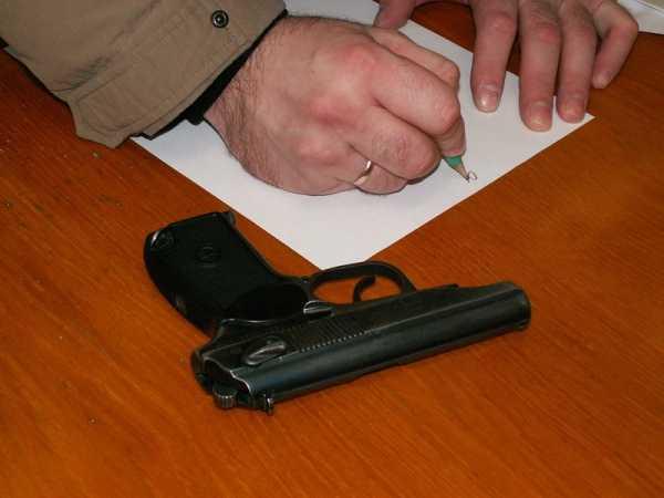 Брянская полиция снова платит деньги за сдачу незаконного оружия