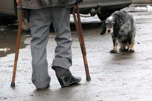 В Стародубе убили пожилого инвалида