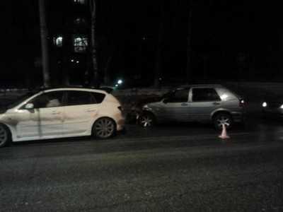 ДТП на Литейной в Брянске: у девушки сломан позвоночник