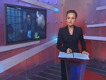 Пьяного брянского водителя прославил канал НТВ