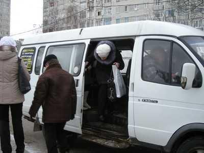 В Брянске с 0 часов 1 января за маршрутку придется платить 16 рублей