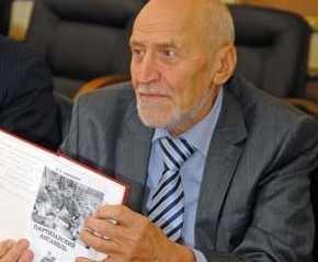 Брянск посетил легендарный телеведущий и эколог Николай Дроздов