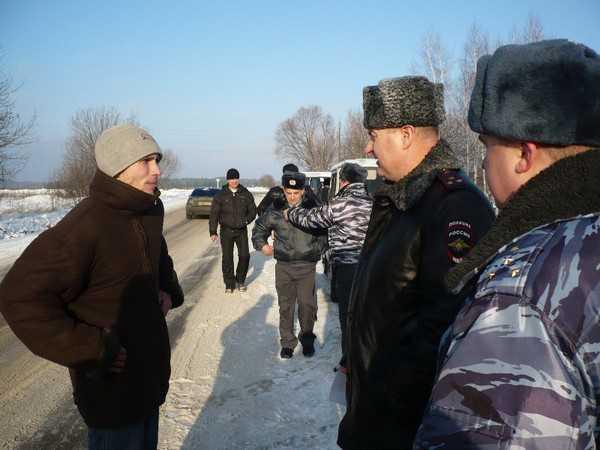 Брянская полиция задержала больного навлинского вандала