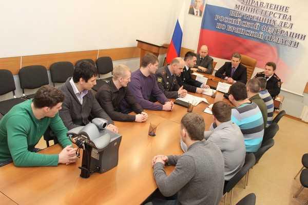 В Брянске состоится полицейский чемпионат России по самбо