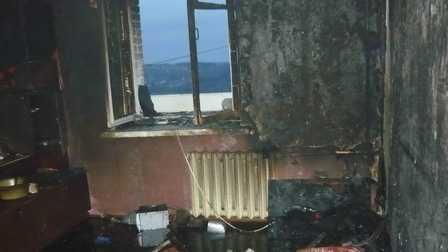 Пожар в Брянске: погибли ребенок и двое взрослых