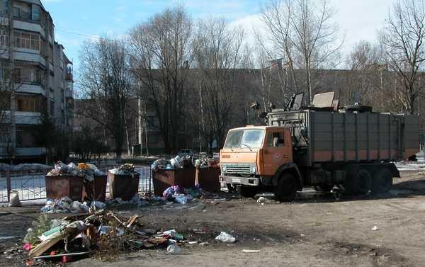Жалобы жителей Брянска на вывоз мусора озадачили чиновников