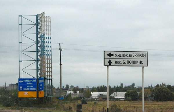 Безработный из Подмосковья спровоцировал серьезную аварию на окраине Брянска
