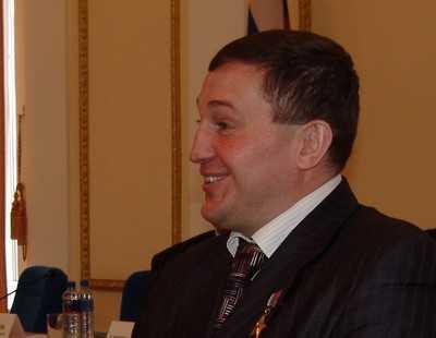 Брянский кабинет Андрея Бочарова превратили в апартаменты