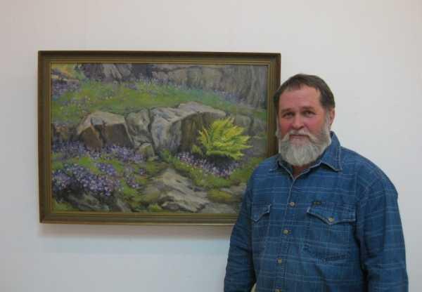 В Брянске открывается выставка Александра Ивахненко