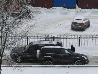 На отобранной у брянских автомобилистов дороге произошла серия аварий