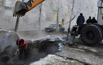 Из-за гидроудара в Брянске без отопления остались 18 домов, школа и сад