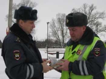 Каждый сотрудник ДПС «охраняет» по несколько километров брянских дорог